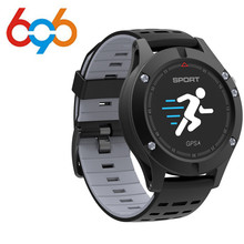 EnohpLX No.1 F5 GPS Smart watch Altimeter Barometer Thermometer Bluetooth Waterproof Smartwatch Wearable devices for iOS Android
