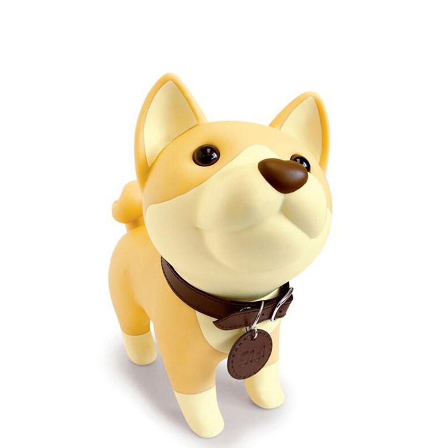 Tirelire chien Atm mot de passe tirelire mariage tirelire pièces de monnaie boîte d'économie Atm banque coffre-fort Salvadanaio décor à la maison 50A021