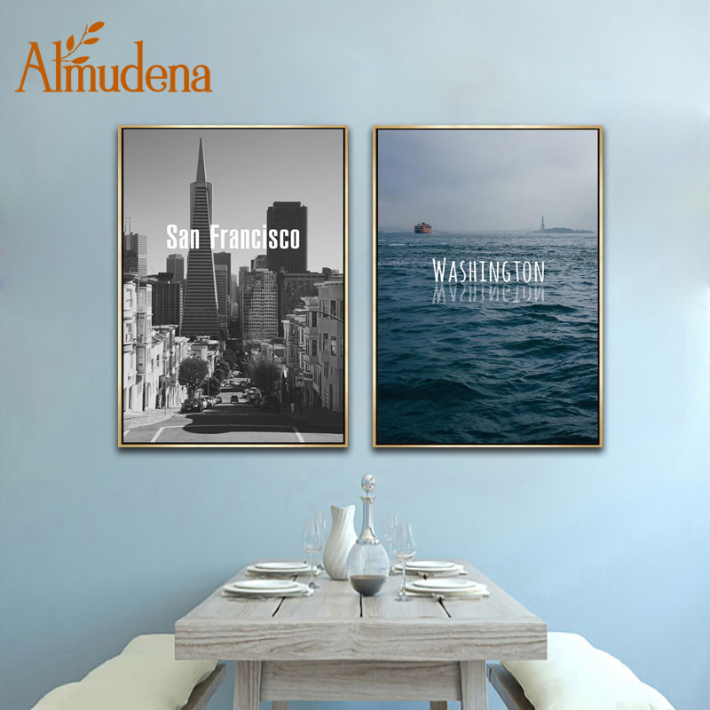ALMUDENT Nordic Minimalist Washington San Francisco Urban