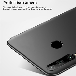 Image 5 - Huawei Honor 10i Case Silm Luxury Ultra Thin Smooth Hard PC Phone Case For Huawei Honor 10i Back Cover Huawei Honor 10i Fundas