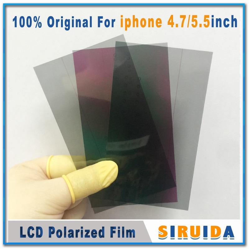 100pcs Similar Original LCD Polarizer film For ipad 1 2 4 5 6 Air Air2 Pro