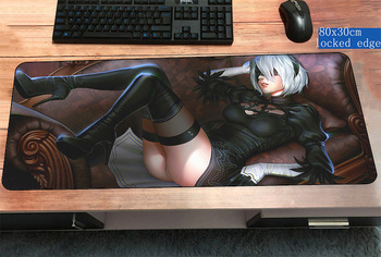 НИР автоматов коврик для мыши 80x30 см игровой коврик для мыши геймер Коврик для мыши компьютер Популярные стол padmouse ноутбук большой коврики д...