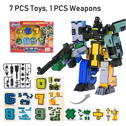 7PCS with box