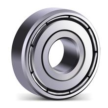 Skateboard Bearings S608ZZ Double Shielded Professional Stainless Steel for (8 x 22 7)