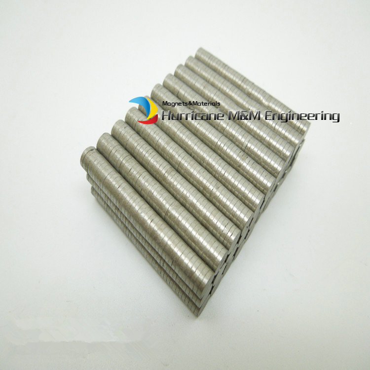 1 pack SmCo Micro Magnet Disc Diameter 4x1.5 mm Grade YXG24H 350 Degree C High Temperature Permanent Magnets Rare Earth Magnets 1 pack smco magnet thin disc diameter