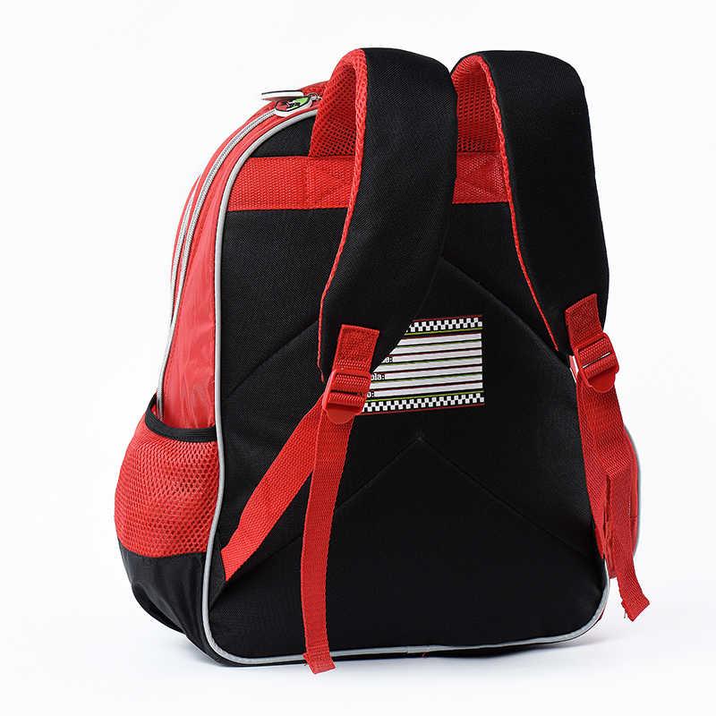 4e14d043445e ... KOKOCAT мультфильм дети школьного рюкзак крутой автомобиль сумки  мальчики Bookbag школьные рюкзаки для подростков мальчиков студент ...