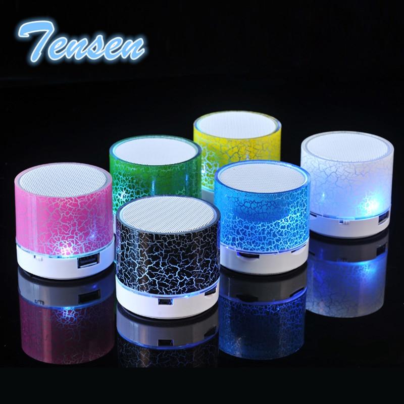Tensen LED Night Light Loudspeakers Portables