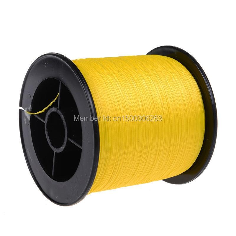 8 Strands 500M Yellow (4)