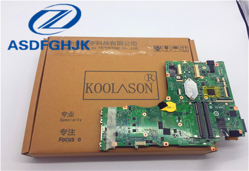 Купить с кэшбэком For MSI GT60 Laptop Motherboard MS-16F31 VER:1.0 VER:1.1 Mainboard 100% WORK PERFECTLY