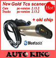 OKI CHIP include !  2017 Latest gold TCS TCS CDP pro plus With Bluetooth +Oki chip ! + 2013.3 keygen !