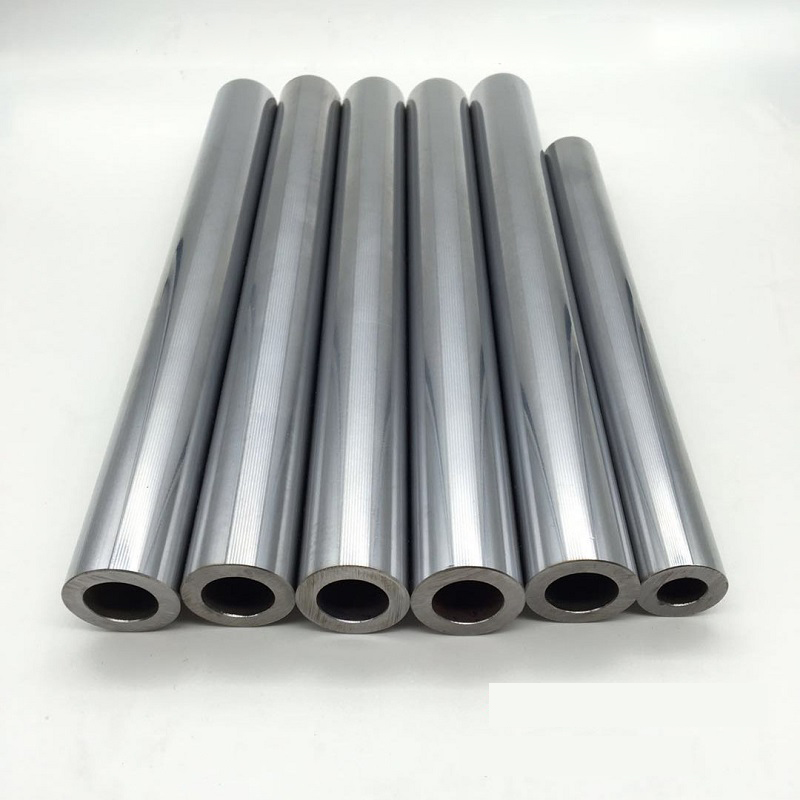 Outside diameter 12 internal diameter 6 high carbon steel Hollow straight line guide rail Bearing steel hard shaft Chrome plated