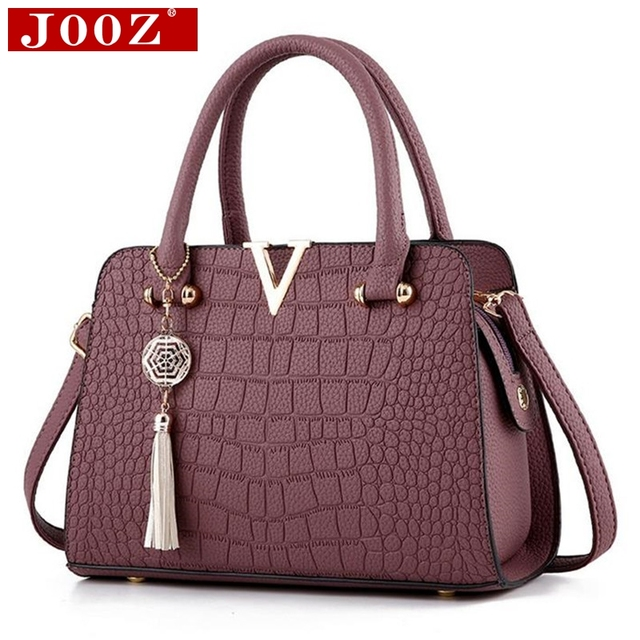 f863333d7d Mode Alligator en cuir femmes sacs à main célèbre designer marque sacs De  Luxe Dames Sacs