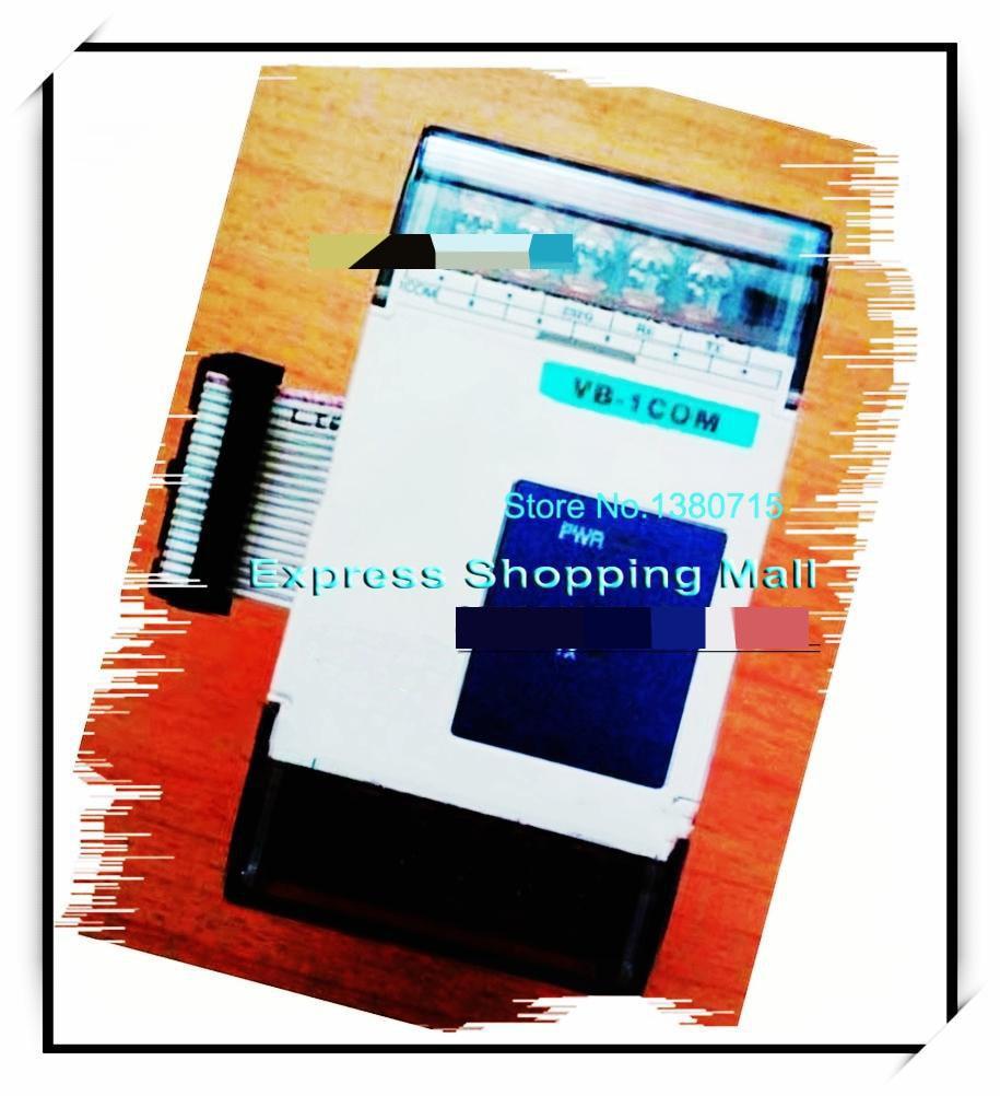 New Original VB-1COM PLC Com port Communication distance 1000M Communication Module marital communication