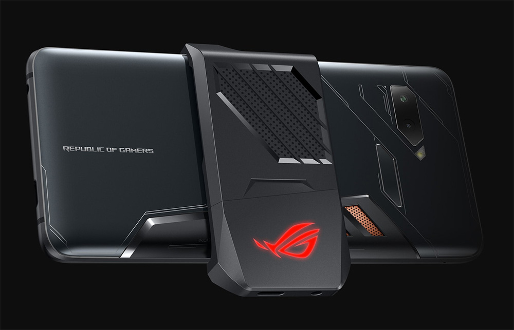 Asus Rog Phone Zs600kl 8gb Ram 512gb Rom Gaming Phone Snapdragon 845