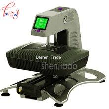 1pc 110v 220v new multifunction 3d sublimation heat press machine ST 420 for phone case mugsT