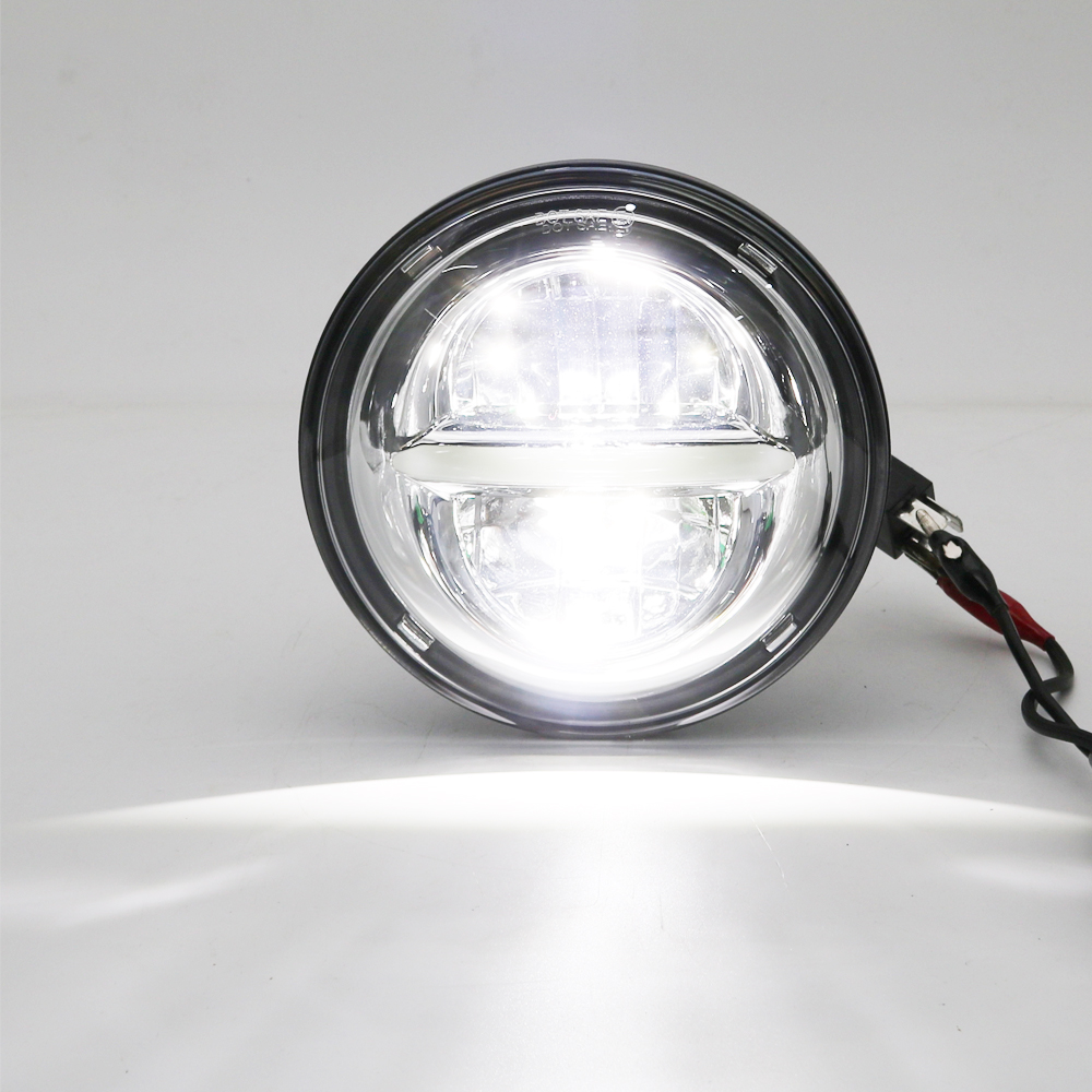 5 3/4  Round Motorcycle Headlight 5.75 inch LED Headlight DRL For Harley Sportster Iron 883 1200 Dyna Street Bob5 3/4  Round Motorcycle Headlight 5.75 inch LED Headlight DRL For Harley Sportster Iron 883 1200 Dyna Street Bob