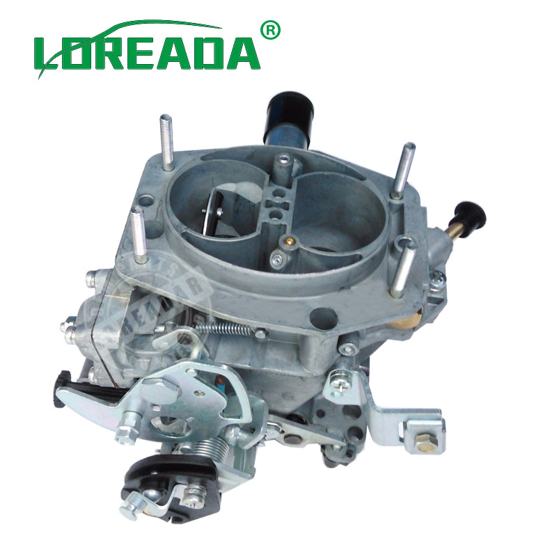 LOREADA CARBURETOR for LADA Niva 007c Engine OEM 2107110701020 2107-1107010-20 fuel injection auto spare parts weber car brand new carburetor 21081 1107010 21081c for lada 081c engine high quality warranty 20000 miles fast shipping