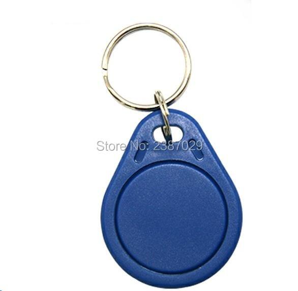 50pcs/lot Waterproof ABS Writable 125KHz T5577 RFID Keyfobs Keychain Key Token TAG For card copier RFID Duplicator hw v7 020 v2 23 ktag master version k tag hardware v6 070 v2 13 k tag 7 020 ecu programming tool use online no token dhl free