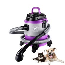 Pet Hair Vacuum Cleaner Dryer Remover Wet Dry Use Handheld Animal Cat Dog Desk Vacum Floor Cleaning Machine