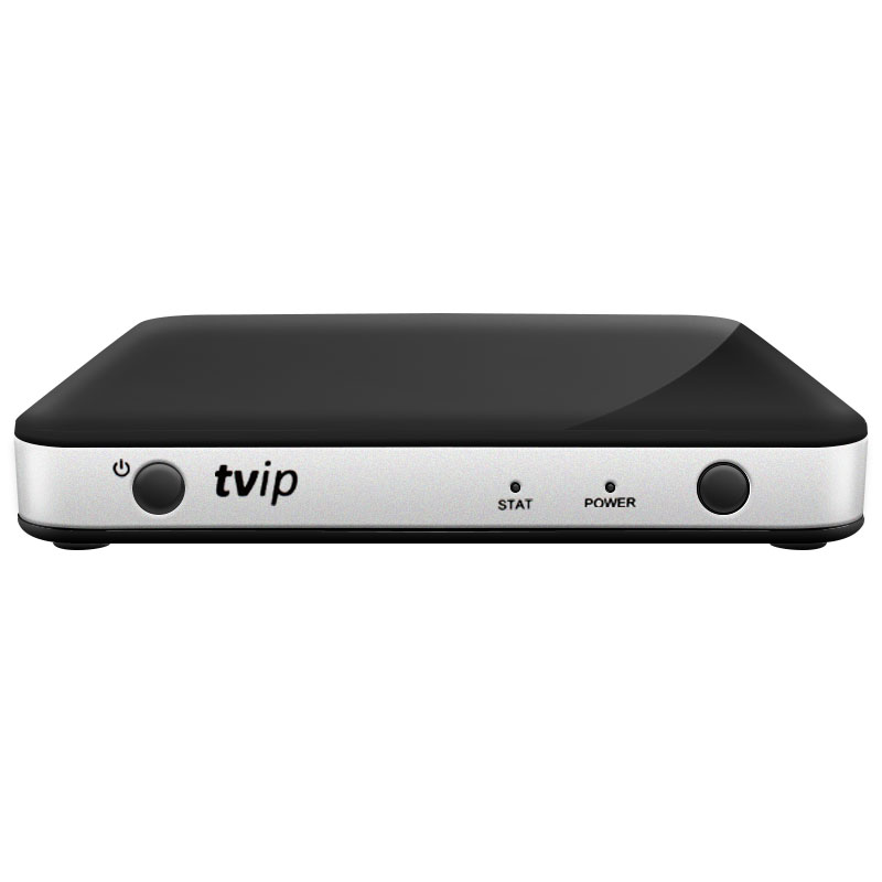 TVIP 605 Smart TV Box 2.4GHZ Wifi Super Clear Linux 4.4 Support H.265 1080P HD Quad Core TVIP605 Set Top Box vs TVIP 410 415 image