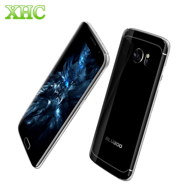 BLUBOO Edge 4G Smartphone 5.5 inch HD 2GB +16GB Android 6.0 MTK6737 Quad Core 1.3GHz 13MP+8MP Front Fingerprint Mobile Phone