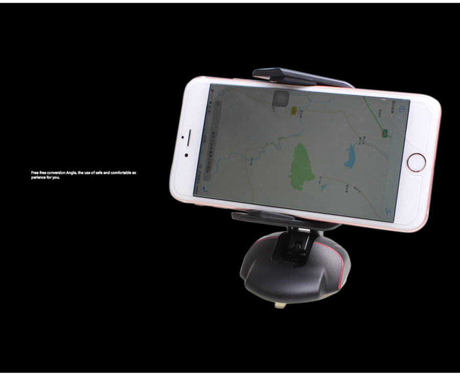 car-styling Office desk Phone CAR Holder Mount Bracket for <font><b>Lenovo</b></font> <font><b>A616</b></font> A656 A680 A816 A850+ A859 A880 A889 A916 A806 A936 K3 K30 image