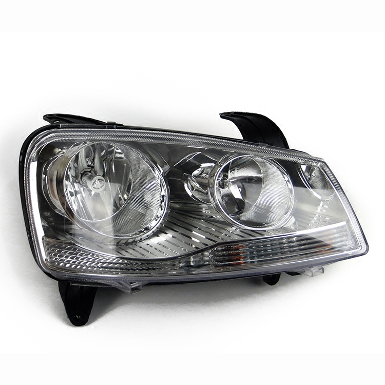ФОТО for Great Wall Wingle 5 pickup  2008-2015 headlight assembly headlamp Manual Electric 1PCS