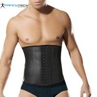 Modellierung Gurt Latex Taille Trainer Weste Taille Cincher Firma Bauch Abnehmen Männliche Taille Cincher Korsett Taille Bauch körperformer