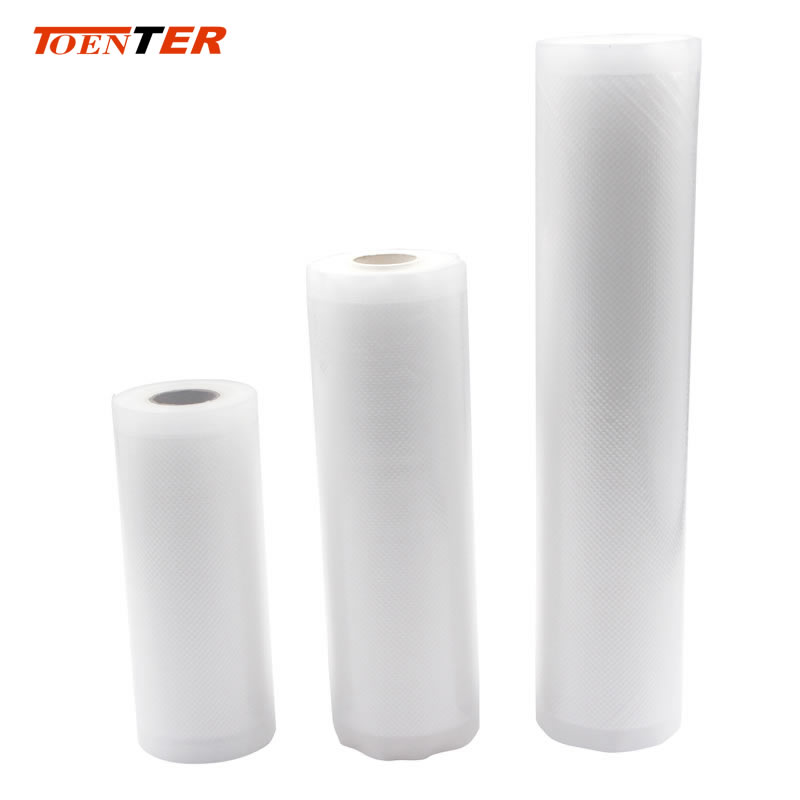TOENTER Hot Sale Multifunctional Food Sealed Vacuum Bag