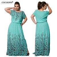 New Lace Plus Size 8XL 9XL Women Floor Length Maxi Dress Summer Sleeveless Elegant Vintage Sexy