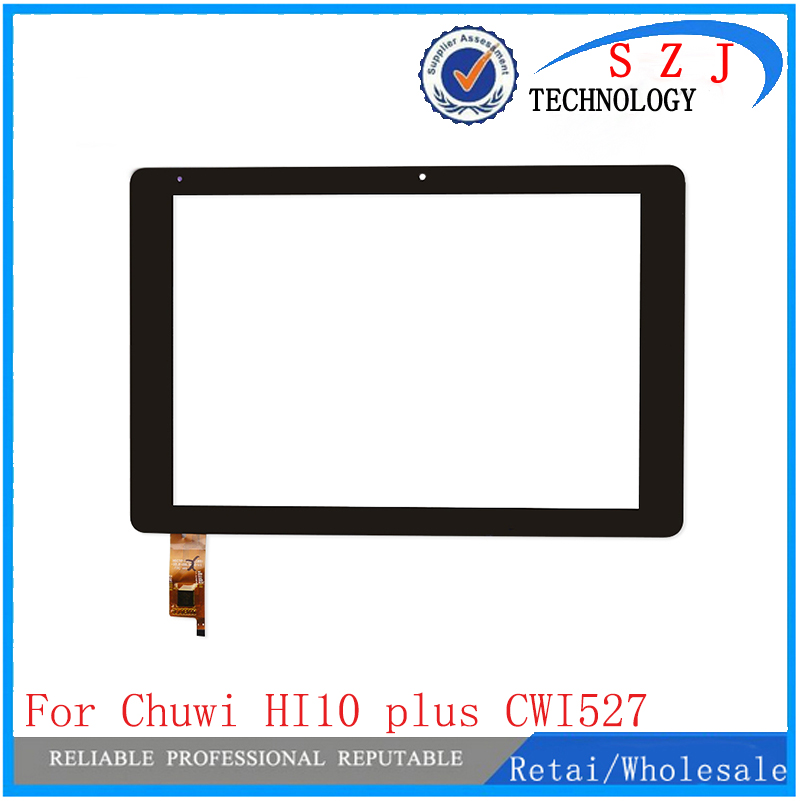 New 10.8 inch for Chuwi HI10 plus CWI527 Tablet Touch Screen Panel Digitizer Glass Sensor Replacement Free Shipping 10 1 inch touch screen for i7 stylus tablet pc 106005c b 02 glass panel digitizer sensor replacement free shipping