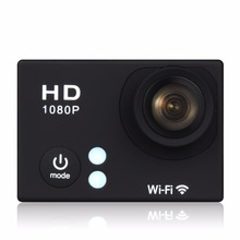 FHD1080P Action Camera G2 WiFi 12MP 30M Waterproof 2″ Screen Car Camera 720P 60fps Mini Sport DV Camcorder 170D/140D Wide Angle