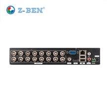 Hybrid CCTV Security 16CH HD AHD DVR 1080P Digital Video Recorder AHD-H/AHD-M Net Monitor,DVR Recorder Max to 6TB P2P/CMS View