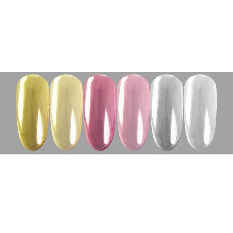 Nails Art & Werkzeuge Schlussverkauf Neue Nagel Kunst Pulver Neon Spiegel Glitter Holographische Wirkung Regenbogen Kristall Opal Glitter Staub Pulver Acryl Leuchtenden Pulver