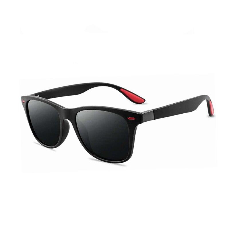 Classic Comfort Design Sunglasses Men Women Classic Polarized Eyewear Case Colors Sun Glasses Outdoor in Men 39 s Sunglasses from Apparel Accessories