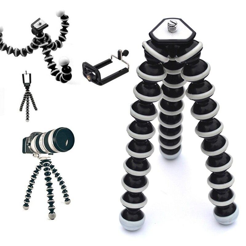 Camera Mobile Phone Octopus Tripod Gorillapod telefon smartphone dslr Table For XiaoMi Yi 4K+ Gopro Hero 6/5/4/3 Sj6 mini tripod