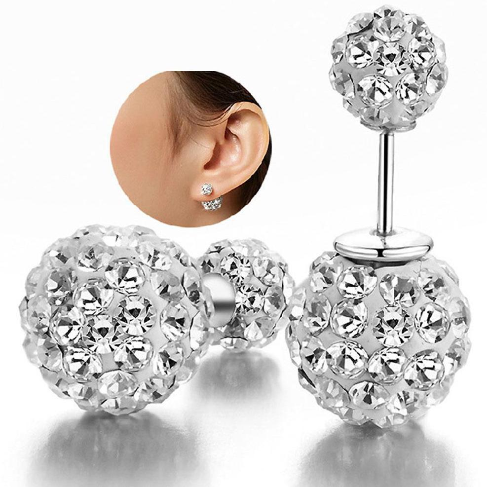 silver-plated jewelry pendientes mujer earrings brincos plata earing stud orecchini oorbellen 22  women jewelry round tyui