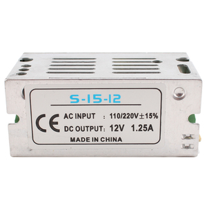 Image 2 - Transformatoren 220V 12 V Netzteil 1A 2A 3A 5A 8,5 EINE 10A 15A 20A 12 V Netzteil adapter Led treiber Transformatoren 220V Zu 12 V