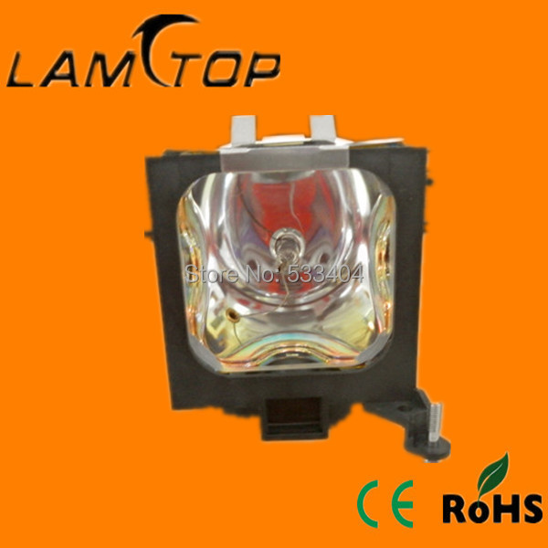 FREE SHIPPING!  LAMTOP  180 dayss warranty   projector lamp with housing   610 308 3117  for  PLC-XU46