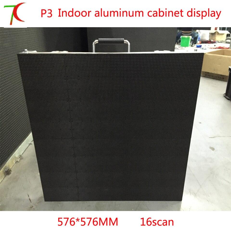 576*576mm 16scan P3  aluminum cabinet rental display576*576mm 16scan P3  aluminum cabinet rental display