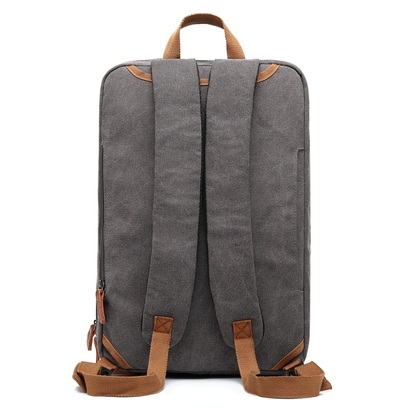 """Image 5 - 2019 Coolbell Brand Messenger Backpack For Laptop 15.6"""",17"""",17.1"""",17.3"""" Notebook Bag, Packsack, Free Drop Shipping 5601-in Laptop Bags & Cases from Computer & Office"""