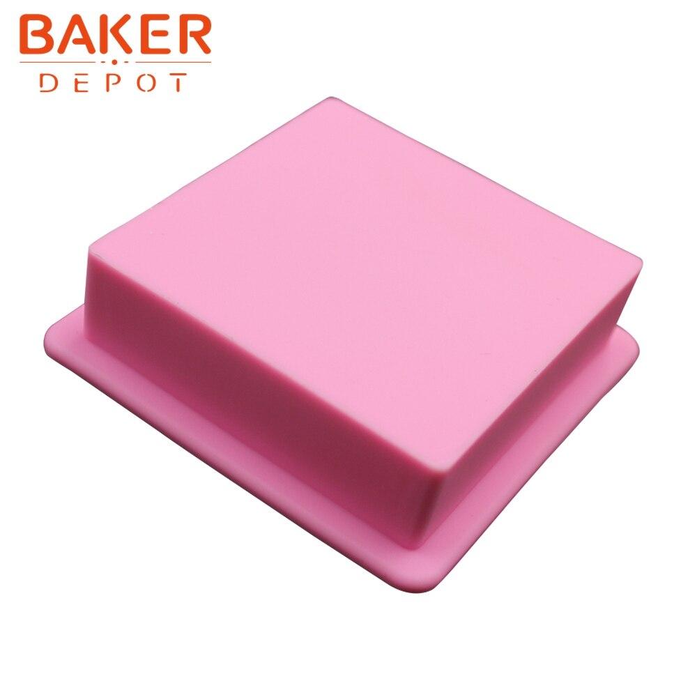 kézi készítésű szappanformával, átmérője 6 * 6 * 2cm, - Konyha, étkező és bár