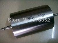 와이어 권선 드럼 od155mmx l220mm 닝보 zhongyuan 와이어 edm 기계 예비 부품  나사 스레드 od14mm