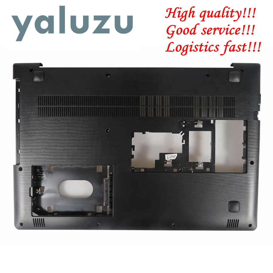 YALUZU New For Lenovo Ideapad 510-15 510-15ISK 510-15IKB 310-15 310-15ISK 310-15ABR Lower Laptop Bottom Case Cover AP10T000C00