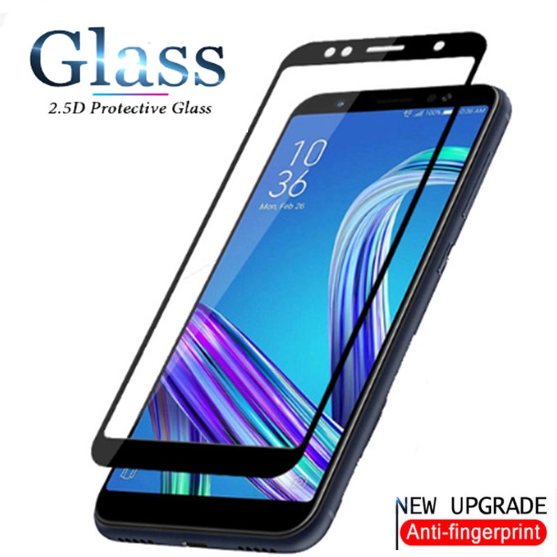 For ASUS ZenFone Max Pro M1 ZB602KL Tempered Glass For Asus ZenFone Max Pro M1 ZB555KL Screen Protector Protective Film