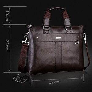 الرجال حقيبة الأعمال حقيبة يد العلامة التجارية الفاخرة الرجال حقائب كمبيوتر محمول حقيبة عالية الجودة الرجال حقيبة الكتف رسول حقائب
