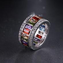 Rings Finger Color Wedding