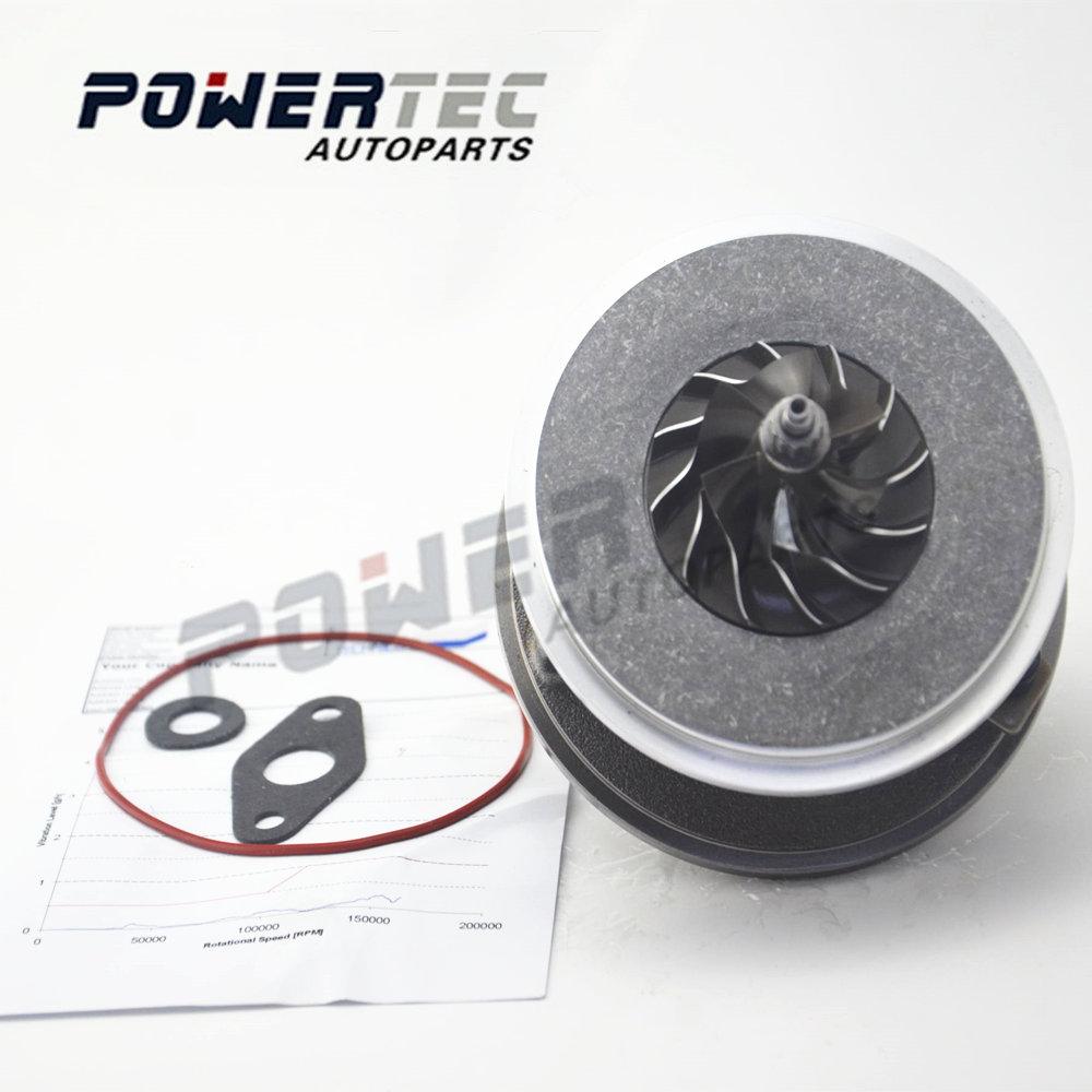 For VW Beetle / Bora / Golf 1.9 TDI ALH / AHF / AJM / AUY / ATD / ASV Turbo charger core CHRA assy kits 713672 454232 713672-5/6 turbo repair kit rebuild gt1749v 713673 713673 5006s 713673 0002 turbocharger for audi a3 galaxy golf sharan auy ajm asv pd 1 9l