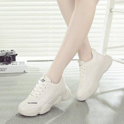 noir Rouge bleu Net Coréen Sauvage De La Style Version Femelle Chaussures Beige Femme Printemps Yamamoto Blanches Étudiants wvaPnZfHq