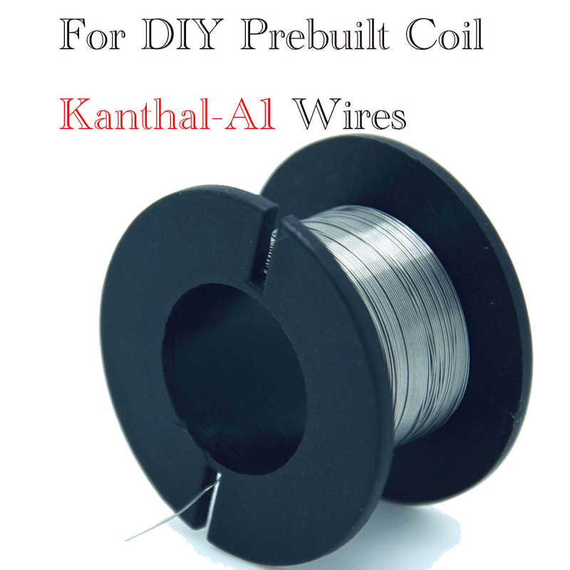 Kanthal a1 wire 30 Gauge 100 FT 0 25mm Cantal Resistance